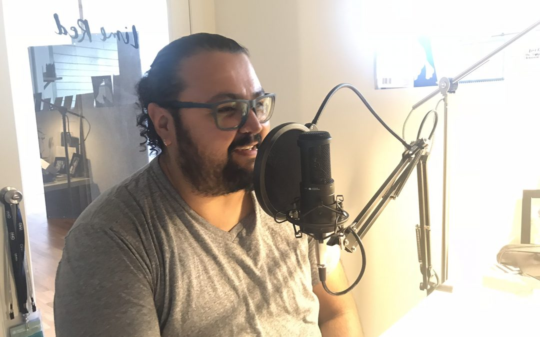 Episode 2: Connecting Through Art, William Estrada